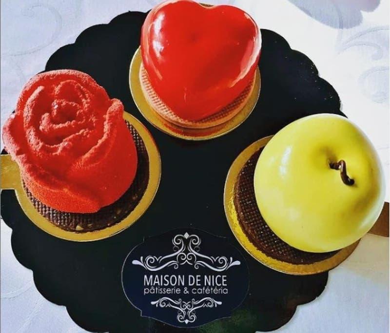 La pastelería que ofrece producto inspirados en preparaciones francesas