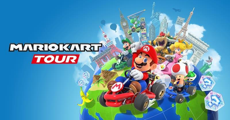 Los teléfonos que dejarán de ser compatibles con Mario Kart Tour