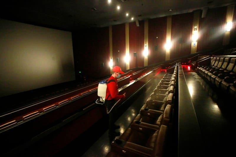 Reapertura de cines: Cuándo y en qué comunas del país se reabrirán las salas