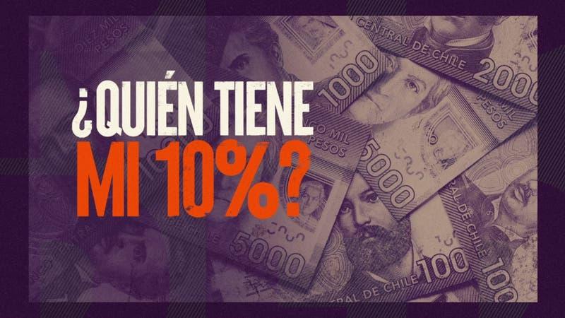 Reportajes T13: Chilenos en el extranjero denuncian anomalías en sus retiros del 10% de AFP