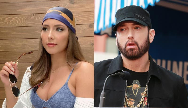 Por qué la última foto de la hija de Eminem está causando tanto revuelo: la joven ya tiene 25 años