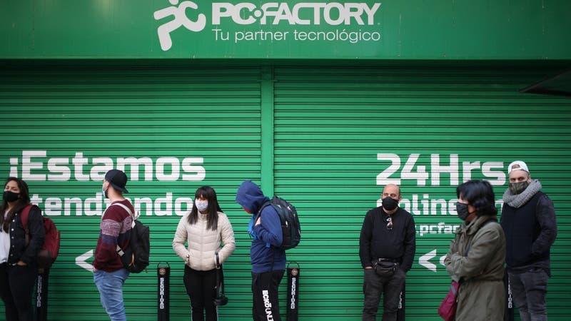 Sernac exigirá compensaciones para consumidores afectados por retrasos en entregas de PC Factory
