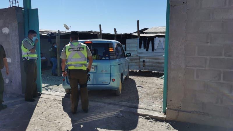 Rescatan 31 migrantes que estaban secuestrados en un domicilio en Pozo Almonte