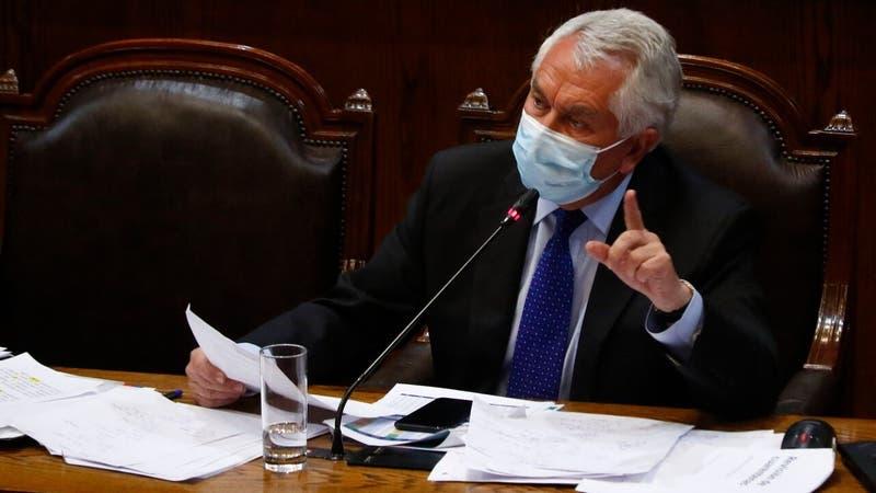 [EN VIVO] Cámara interpela al ministro de Salud Enrique Paris por su manejo de la pandemia