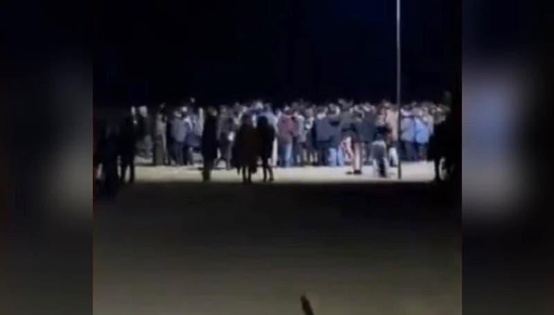 Masiva fiesta clandestina reunió a cerca de 500 personas en Cachagua: evento terminó sin detenidos