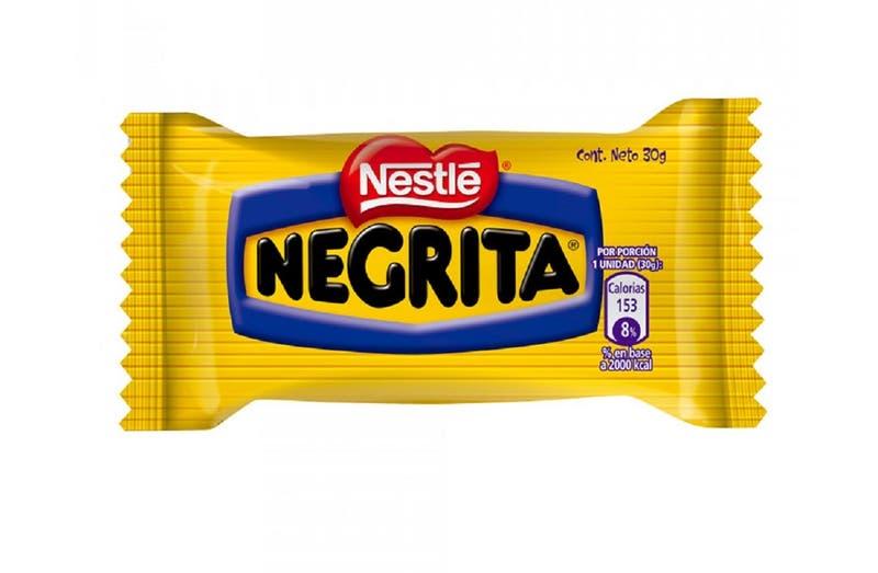 """Nestlé anuncia que la marca """"Negrita"""" tendrá nuevo nombre en pro """"de la no discriminación"""""""