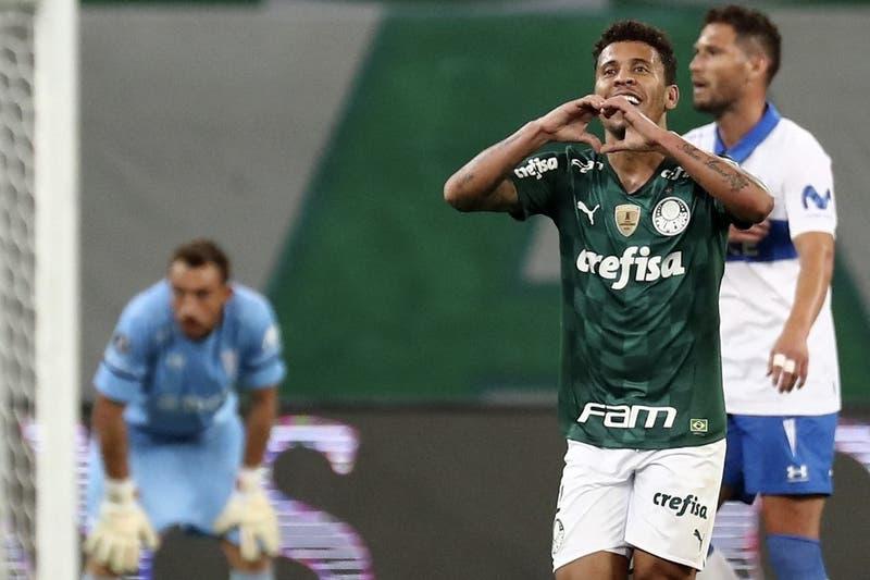 U. Católica cae en Brasil ante Palmeiras y queda fuera de la Copa Libertadores