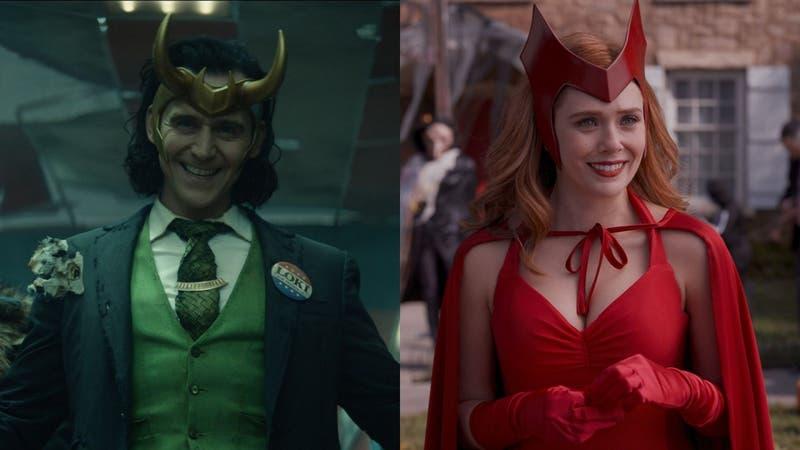 """La alocada teoría que asegura que """"Loki"""" y """"WandaVision"""" están conectadas"""