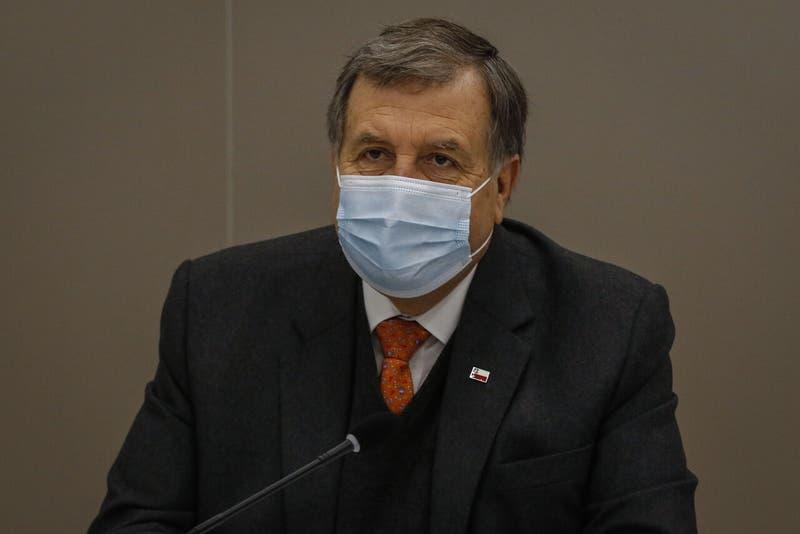 """Ministro Melero en picada contra nuevos retiros de AFP: """"No se justifica un cuarto giro"""""""