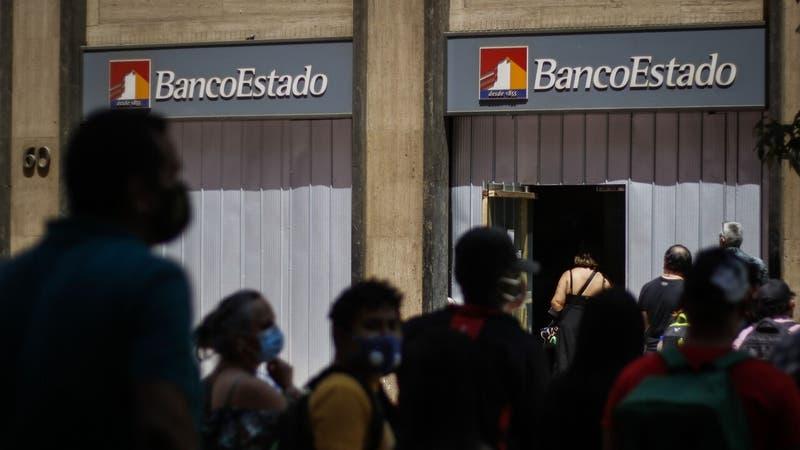 Usuarios reportan caída de sitio web y app de Banco Estado