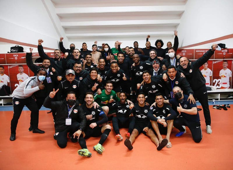 En cuartos de Sudamericana e invicto en Brasil: el gran momento de Claudio Maldonado en Bragantino