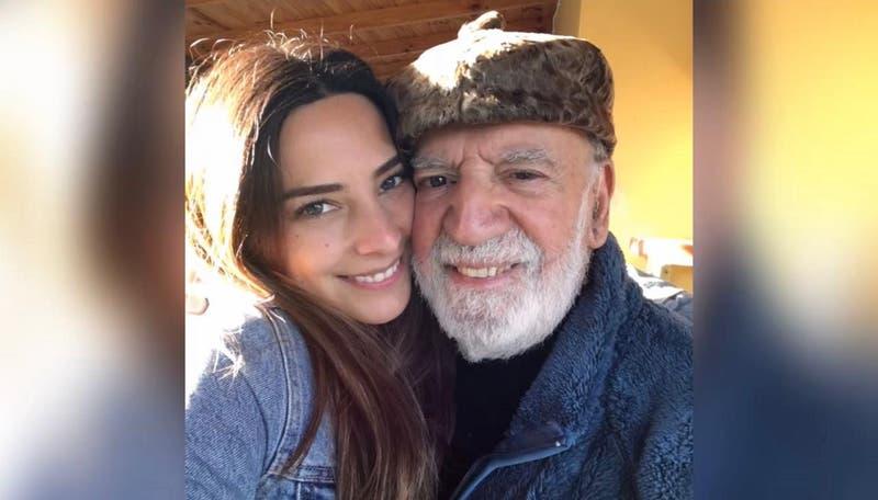 Daniela Castillo pidió cadena de oración por su padre de 95 años tras contagiarse de COVID-19