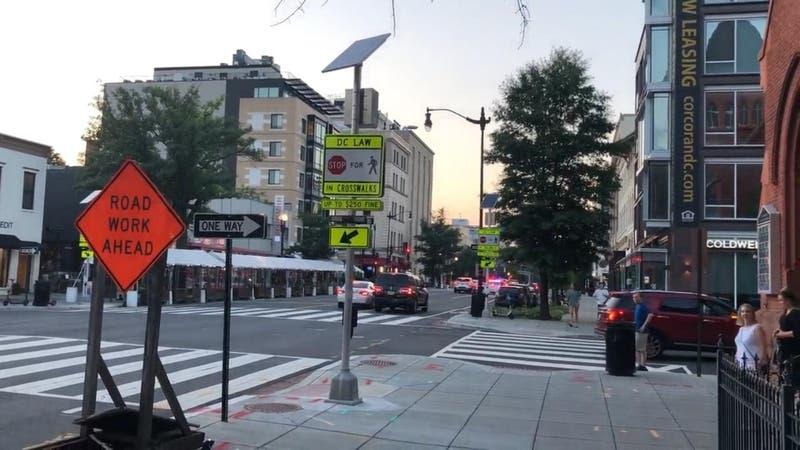 Tiroteo en Washington deja al menos dos heridos según medios locales