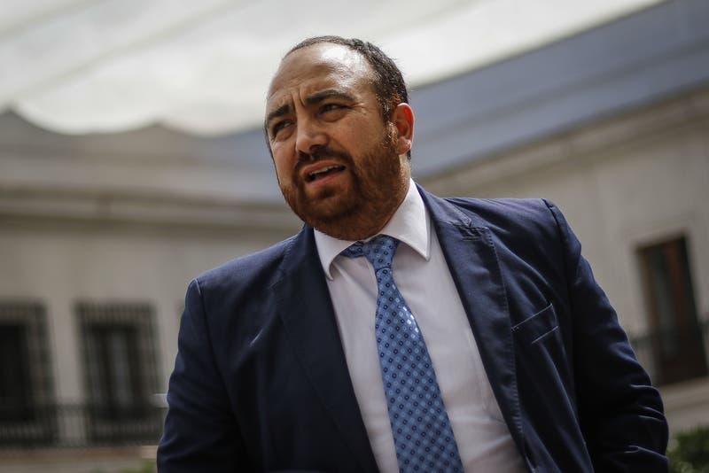 """Fuad Chaín: """"Tengo un matiz con quienes creen que hay que presionar para que (Narváez) se baje"""""""