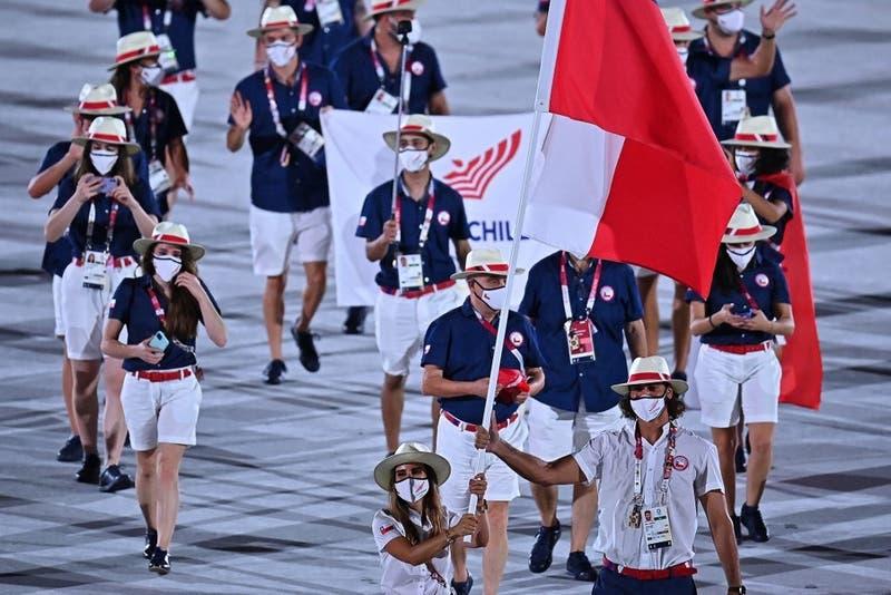 Así fue el paso de la delegación chilena en los Juegos Olímpicos de Tokio 2020