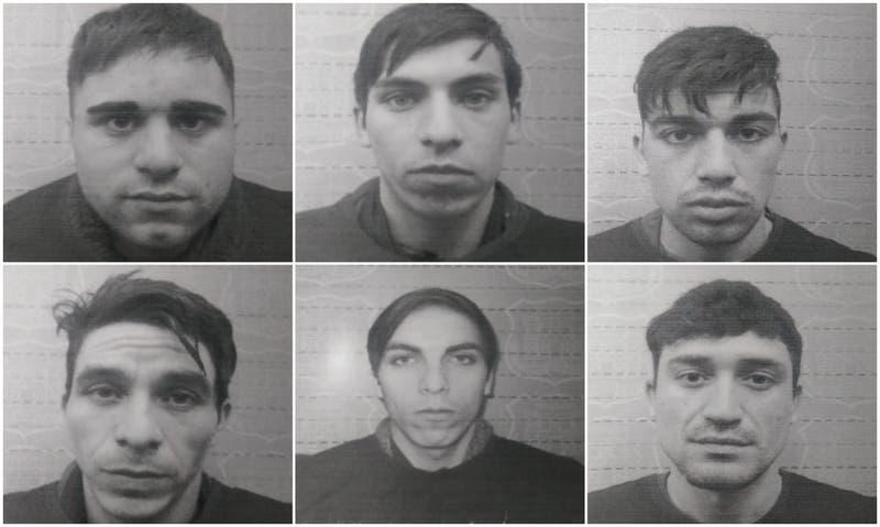 ¿Quiénes son los reos que escaparon desde la cárcel de Valparaíso?