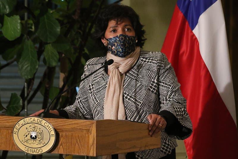 Chile Vamos pide la renuncia de Yasna Provoste a la presidencia