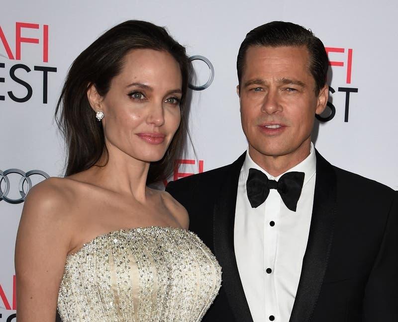 Angelina Jolie se anota un triunfo en la batalla legal con Brad Pitt