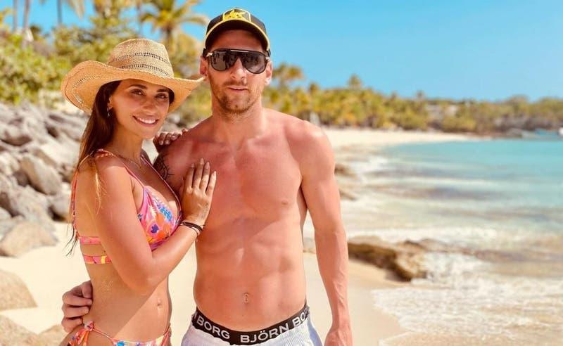 De Miami a República Dominicana: las paradisíacas vacaciones de Lionel Messi junto a su familia
