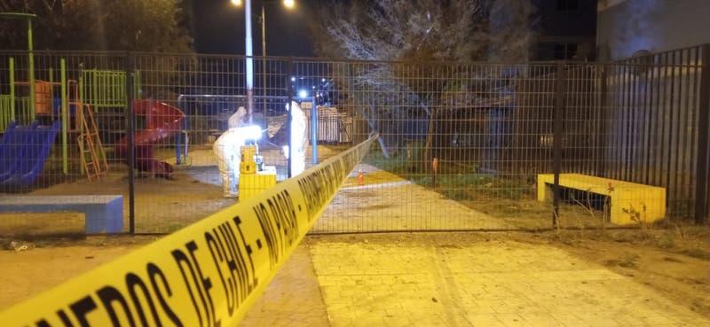 Balacera en Peñaflor deja a una mujer herida: Se habrían disparado al menos 30 balas