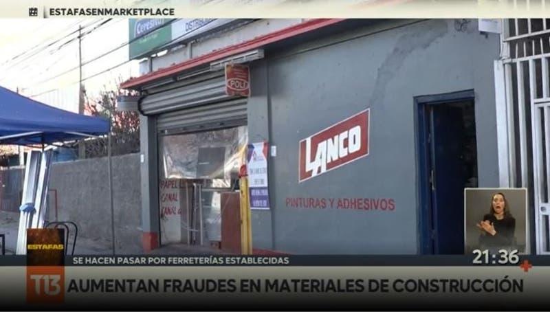 [VIDEO] Estafas en venta de motos y material de construcción van peligrosamente al alza