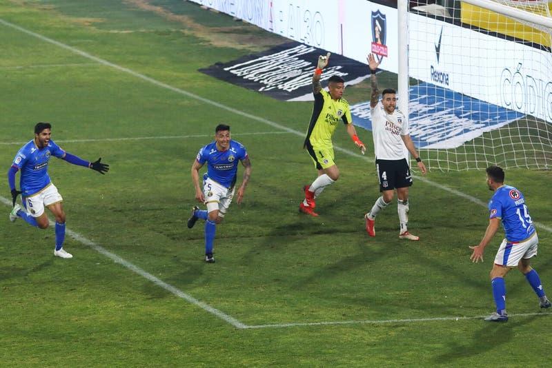 Colo Colo cede un empate en los minutos finales ante Audax y no logra escalar en la tabla