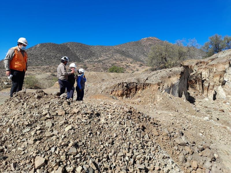 Fiscalía de Coquimbo confirma hallazgo de restos de hombre desaparecido tras accidente minero