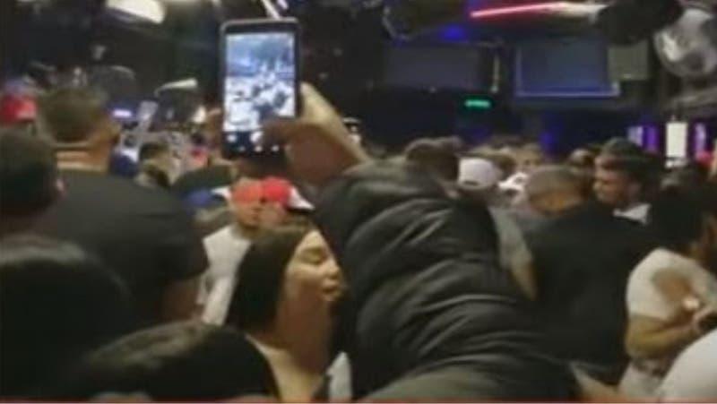 Descubren fiesta clandestina con más de 260 personas en Providencia