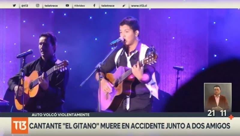 """[VIDEO] 3 Víctimas fatales: Impacto por muerte de """"El Gitano"""" en violento accidente"""