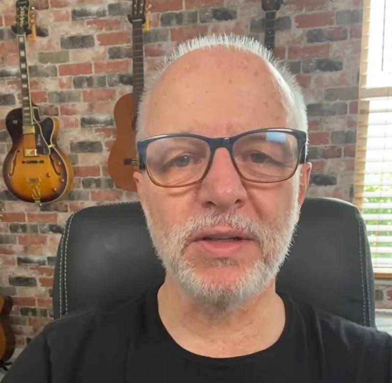 Alberto Plaza comunica que dio positivo por COVID-19 y debe postergar concierto en Lima