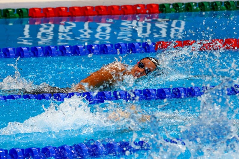 En sus quintos Juegos: Kristel Köbrich termina en el 14° lugar de los 1.500 metros libres de Tokio
