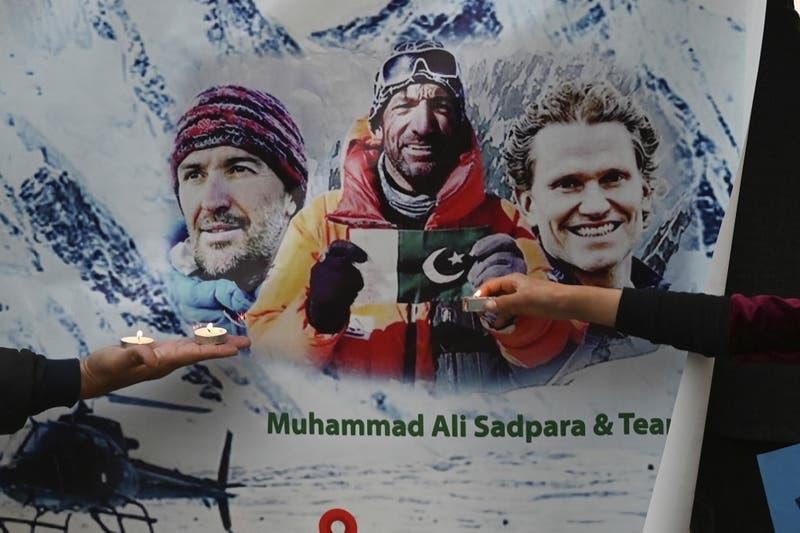 Encuentran el cuerpo del chileno Juan Pablo Mohr, montañista desaparecido en febrero en montaña K2