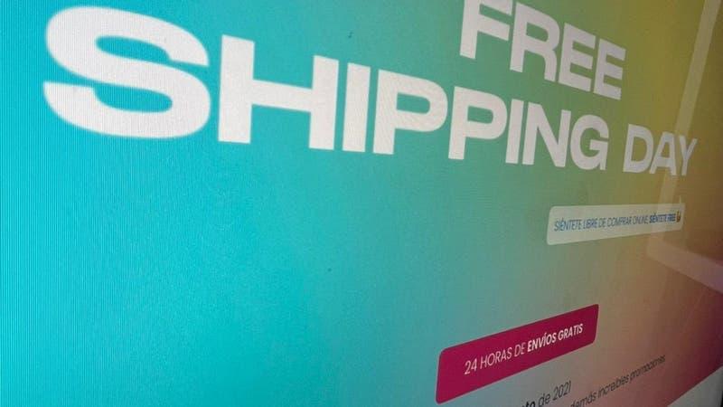 Las marcas participantes en el Free Shipping Day