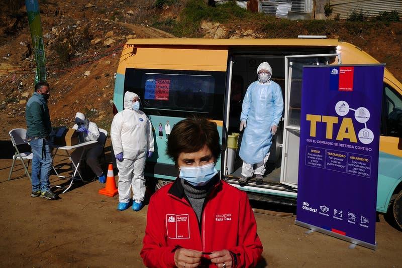 Coronavirus en Chile: 1.185 nuevos contagios y 93 muertes en las últimas 24 horas