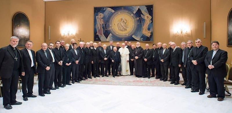 Caso Karadima: La transcripción de la carta reservada que le entregó el papa a obispos chilenos
