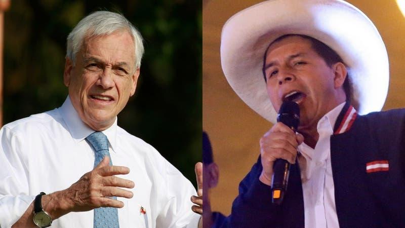 Presidente Piñera viajará a Perú para la asunción del nuevo mandatario Pedro Castillo