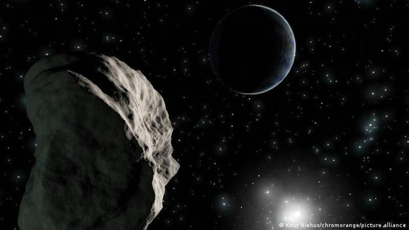 Un asteroide del tamaño de la Gran Pirámide de Giza acaba de pasar por la Tierra