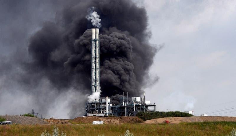Explosión en planta de tratamiento de residuos deja dos heridos graves en Alemania
