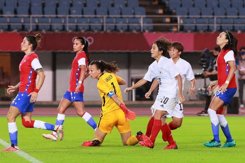 La Roja femenina cae ante Japón y se despide de los Juegos Olímpicos de Tokio 2020