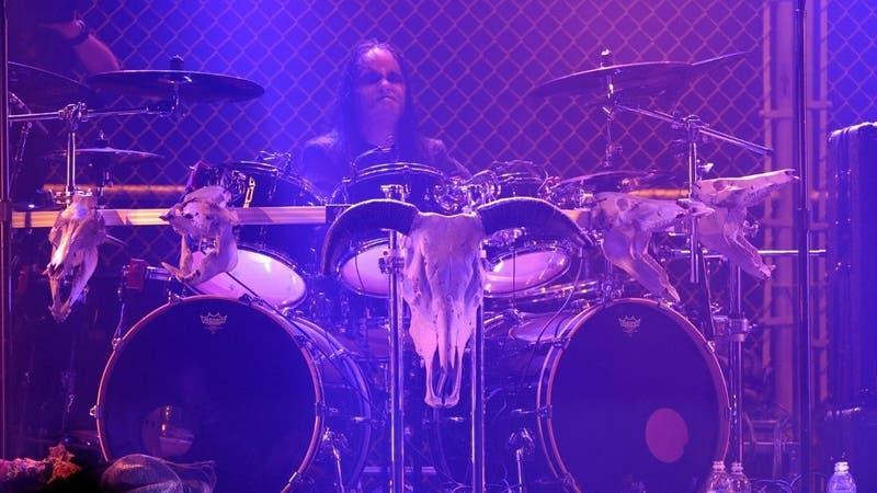 Joey Jordison, cofundador y baterista de Slipknot, muere a los 46 años