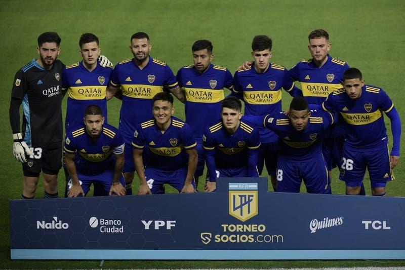 Como Colo Colo: Boca Juniors jugó dos partidos de la Liga argentina con juveniles y así le fue
