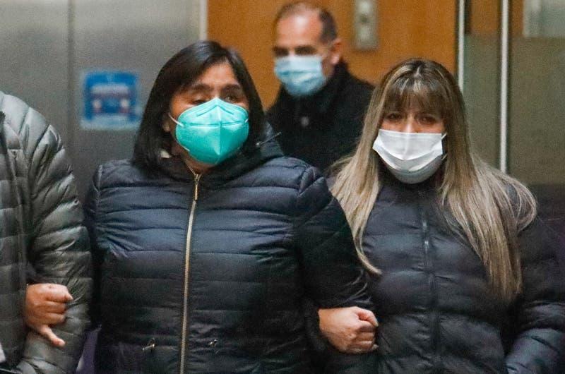 Dictan prisión preventiva para ex carabinero acusado de disparar contra Fabiola Campillai