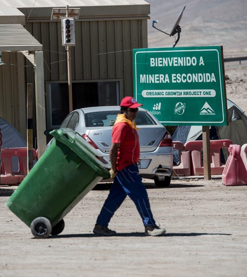 Sindicato de Escondida llama a rechazar última oferta que incluye bonos por $ 18 millones