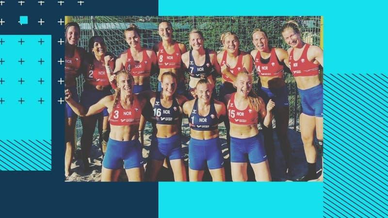 La batalla de las atletas de élite que se niegan al bikini