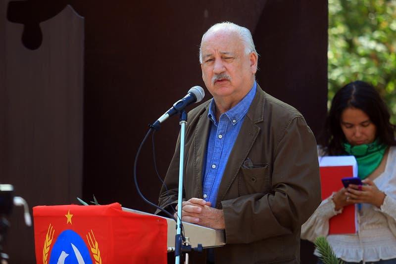 """Tellier por presidenciales: """"No está en cuestión el apoyo del Partido Comunista a Boric"""""""