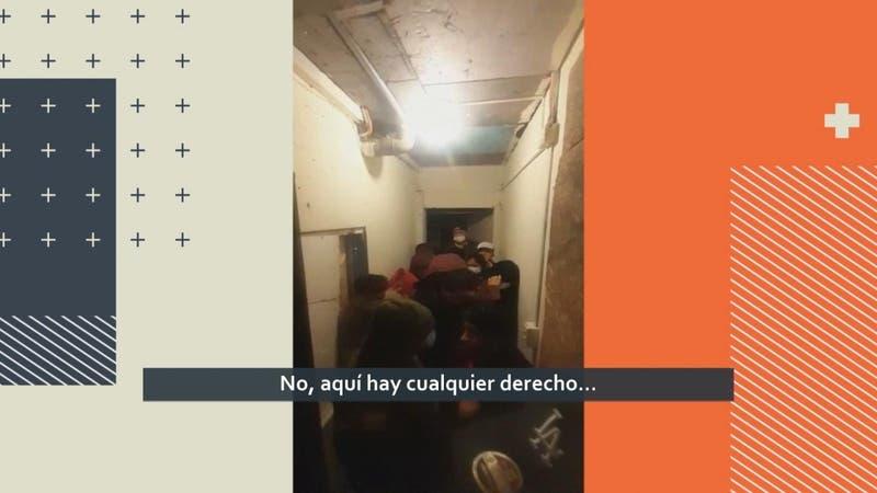 Jóvenes convirtieron una casa en discoteque y detuvieron a 38 personas