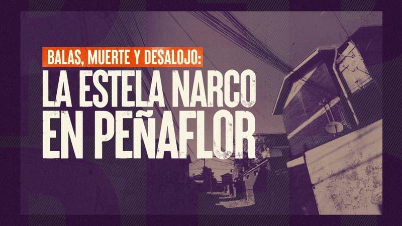 Reportajes T13: Narcotráfico se apodera de una villa en Peñaflor
