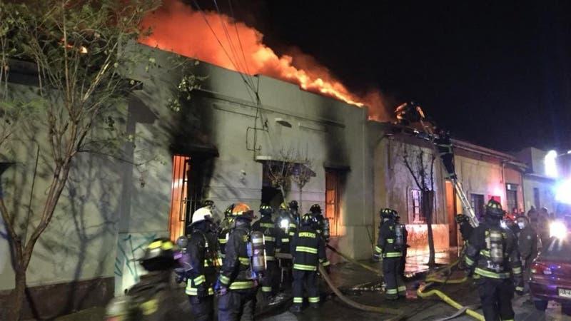 Al menos dos muertos y 10 lesionados tras incendio en San Felipe