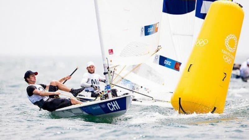 Tokio 2020: Clemente Seguel finaliza 31° en décima regata de vela láser y se despide de los JJ.OO