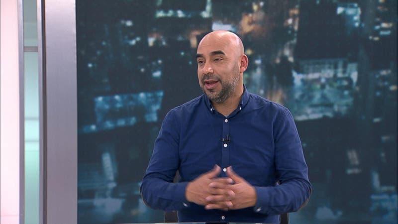 Jorge Ramírez (Comunes): No está en riesgo Apruebo Dignidad, pero es una crisis, un momento difícil